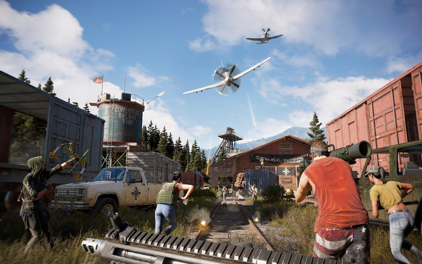 Far Cry 5 Torrent