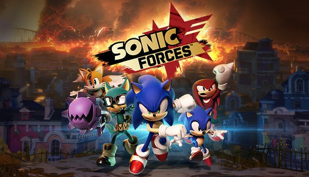 Image result for sonic forces crack