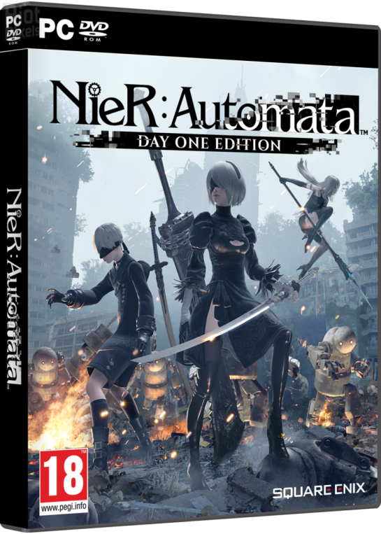 Nier Automata PC Crack