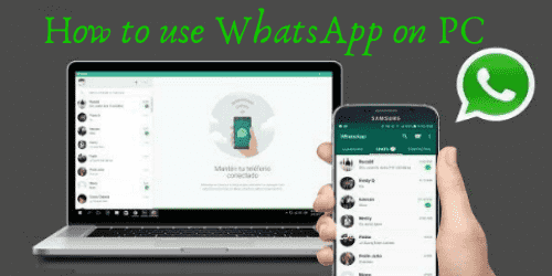 How to simple use WhatsApp on PC and Laptop