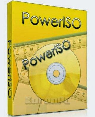 PowerISO Pro 2020 Crack