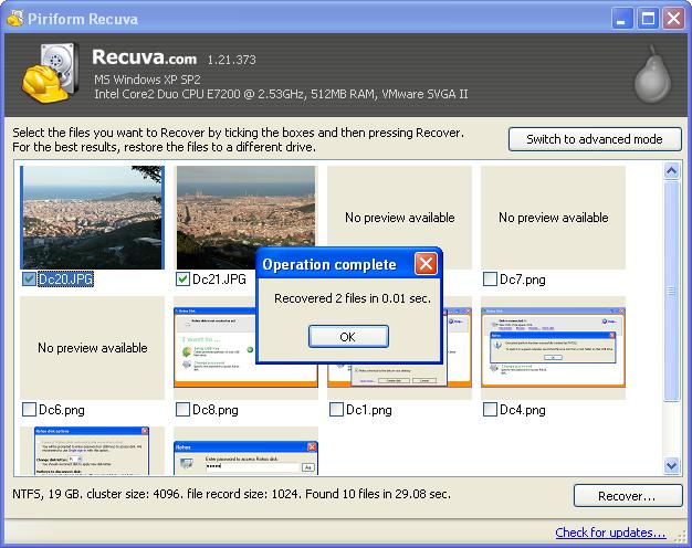 Recuva Pro Crack Download Free