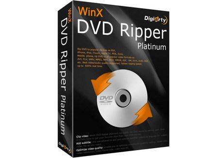 WinX DVD Ripper Platinum Pro 2020 Crack