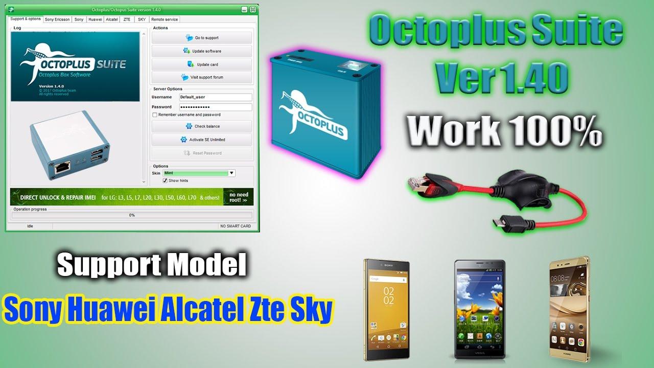 Octopus Box Crack Samsung & LG (Setup + Loader) Ftree Download 2021