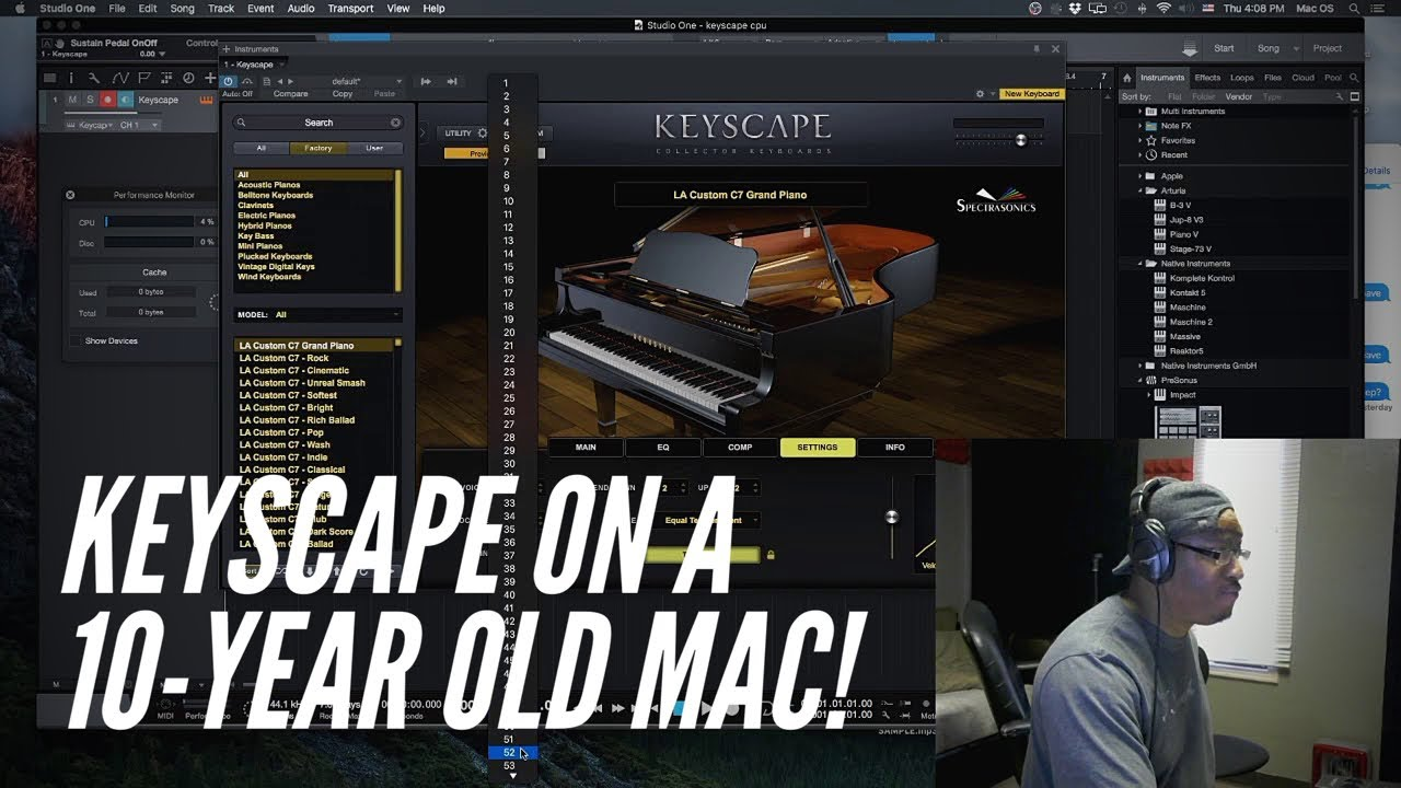 Spectrasonics Keyscape 2020 Crack Windows
