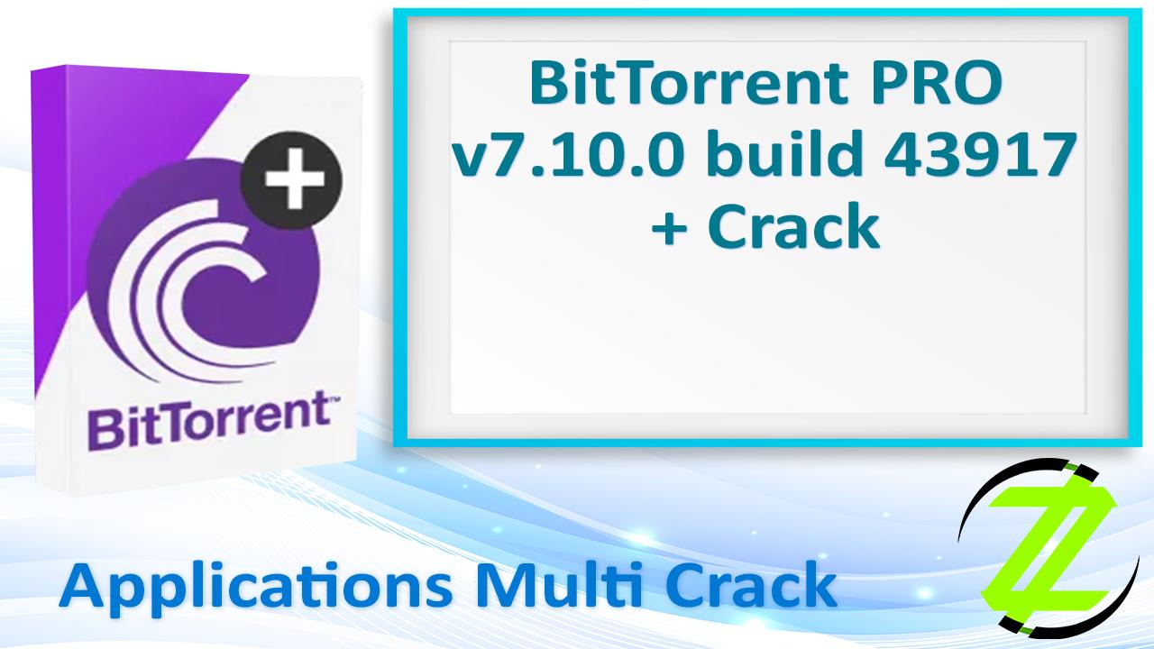 BitTorrent Pro 2020 Crack