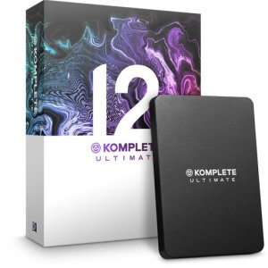 Komplete 12 Ultimate Cracked