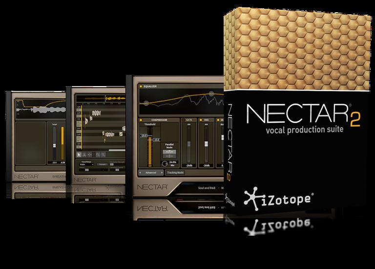 IZotope Nectar 3 Crack Key