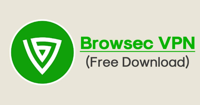 Browsec VPN Premium 2020 Crack