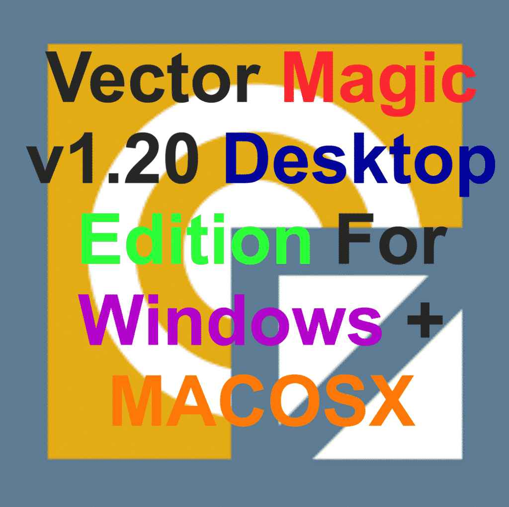 Vector Magic 2020 Crack