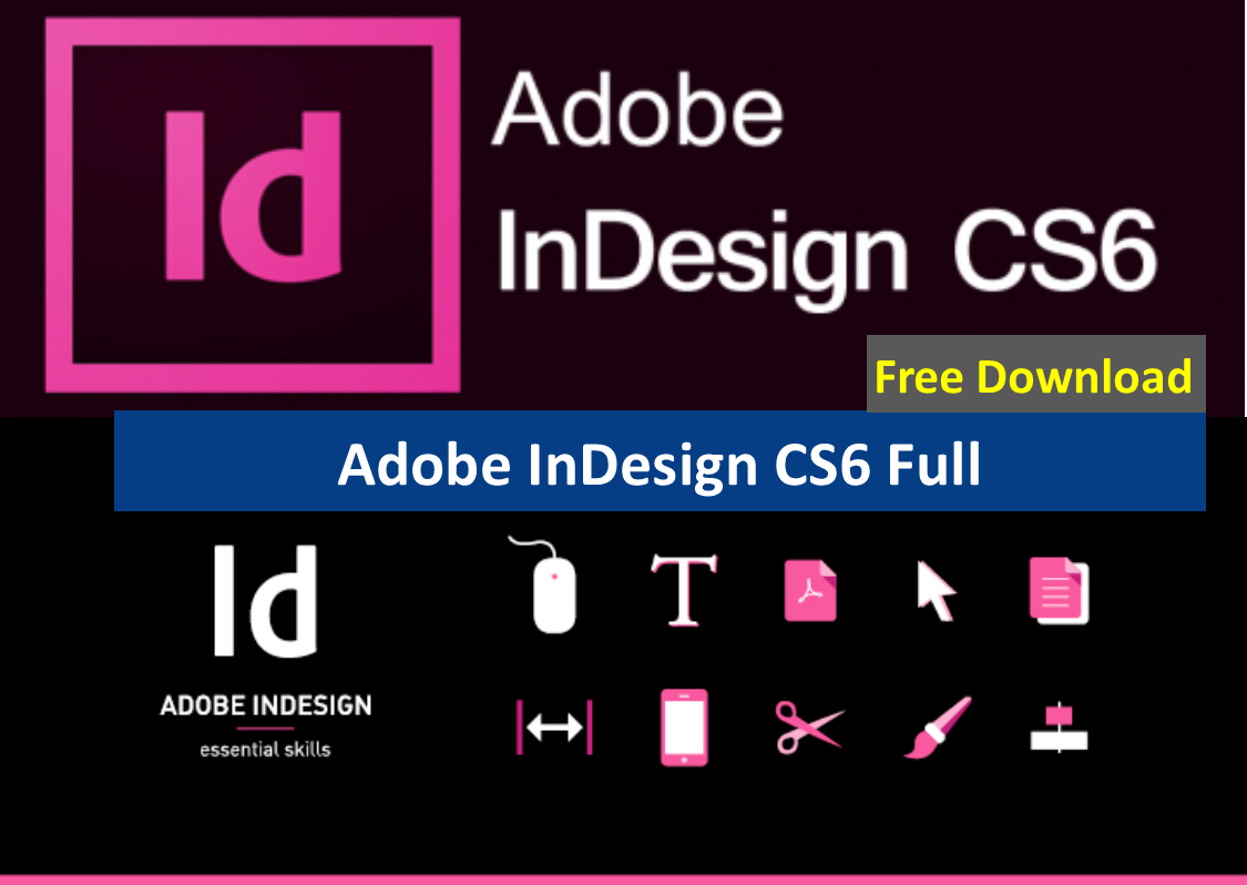Adobe InDesign 2020 Crack