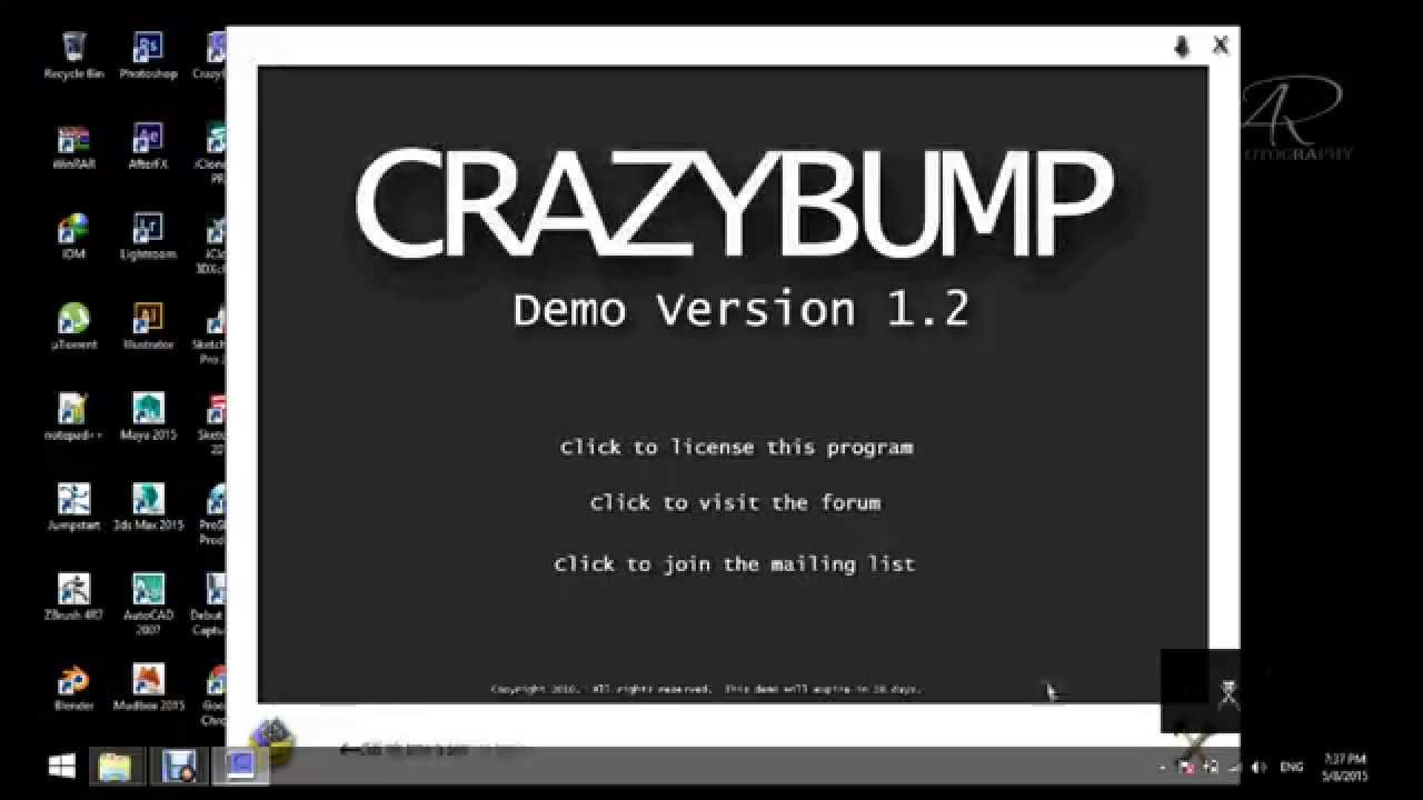 CrazyBump 2020 Full Crack