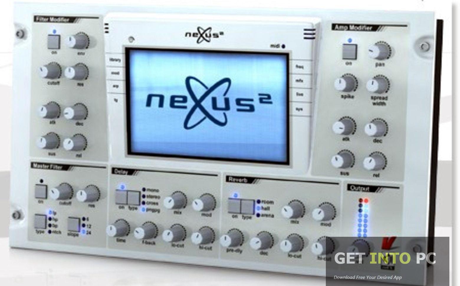 ReFX Nexus 2 Serial Code