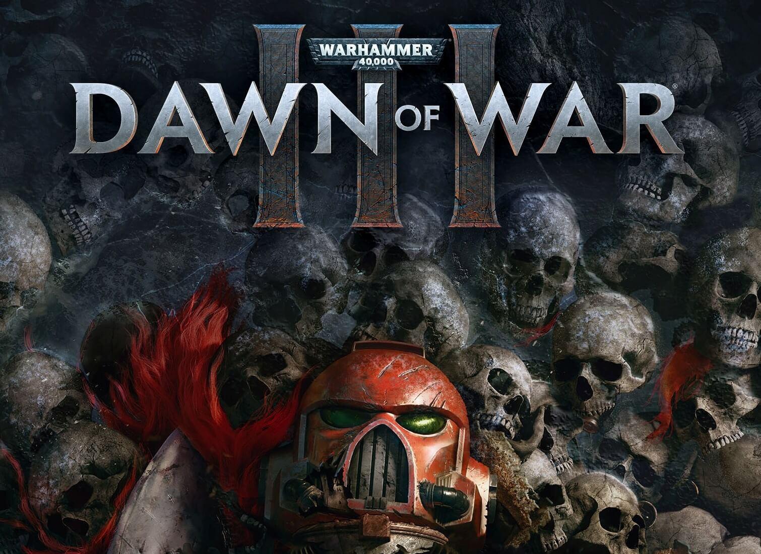 Warhammer Dawn Of War 3 Crack