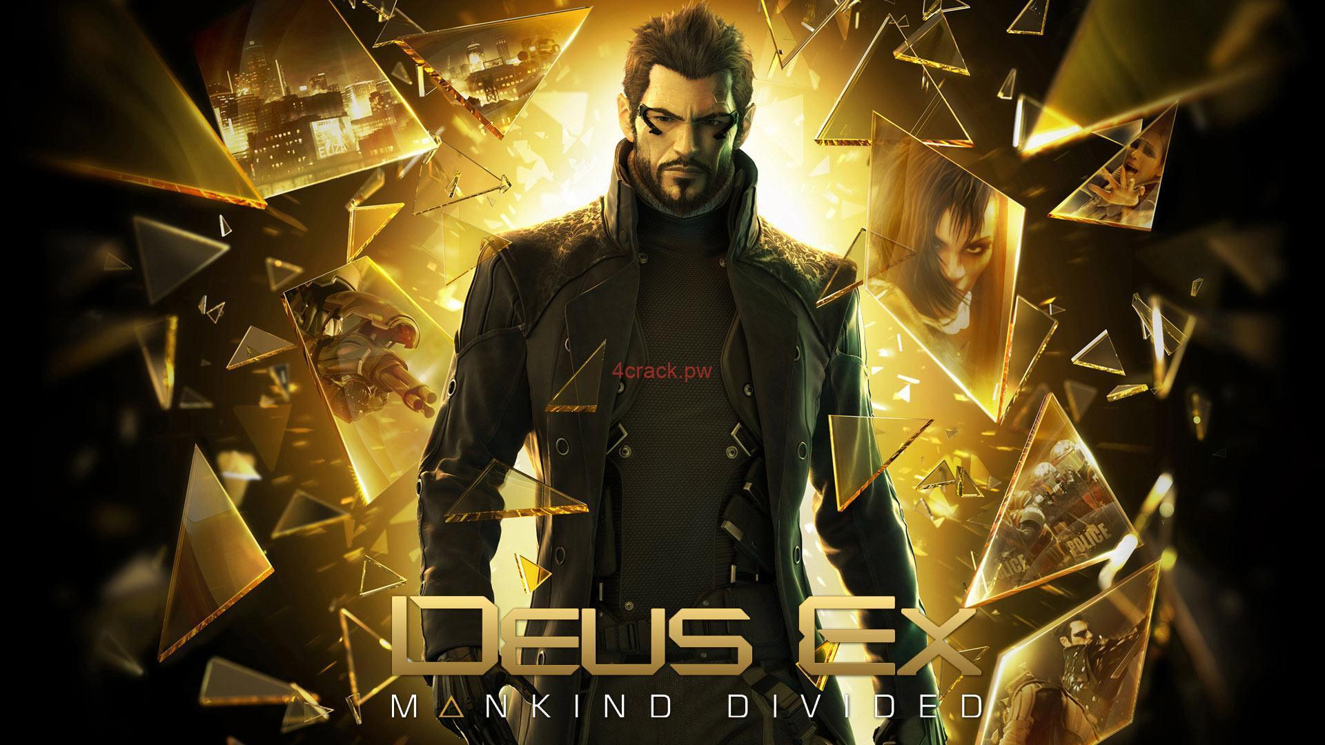 Deus Ex Mankind Divided Crack