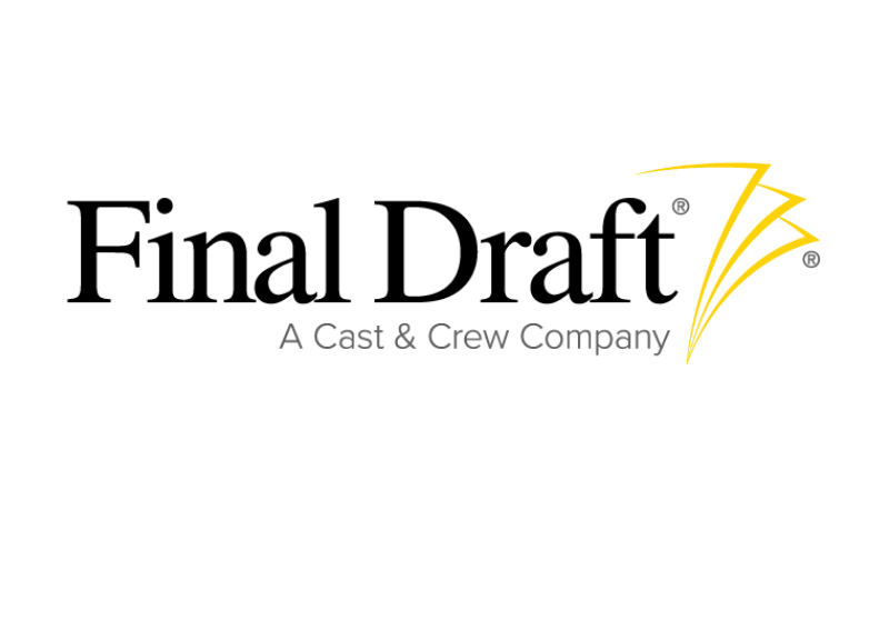 Final Draft 11 Crack