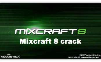 Mixcraft 8 Full Crack