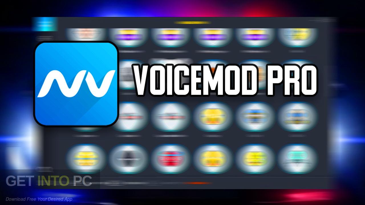 Voicemod Pro 2020 Crack