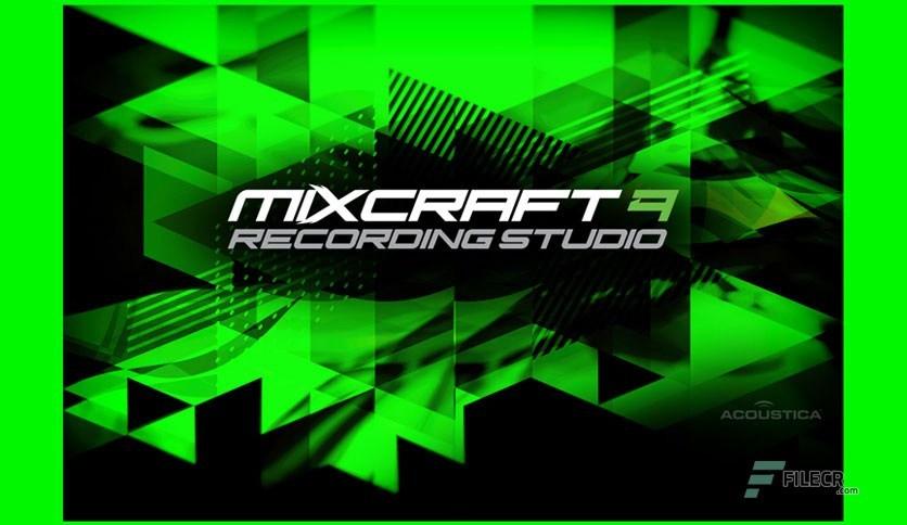 Mixcraft Home Studio Crack