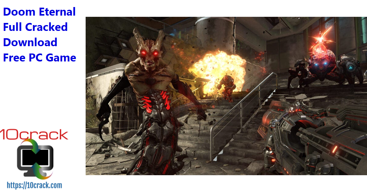 Doom Eternal Full Cracked Download Free PC Game
